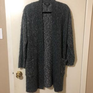 Express Cardigan Sweater